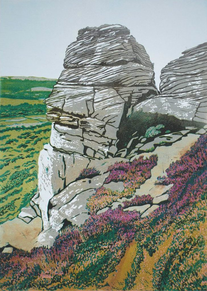 The Pinnacle at Froggatt Edge