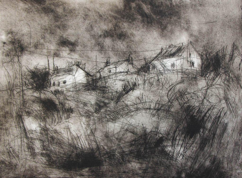 Cottages, Amlwch Port