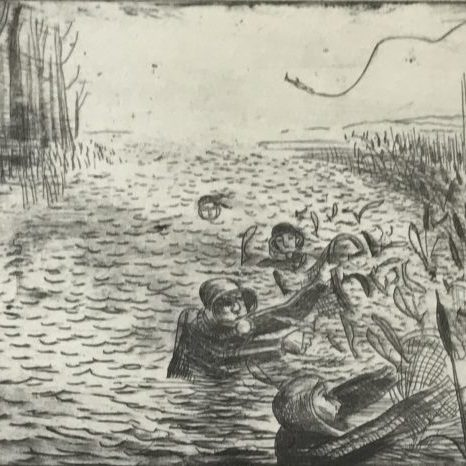 Canal Incident