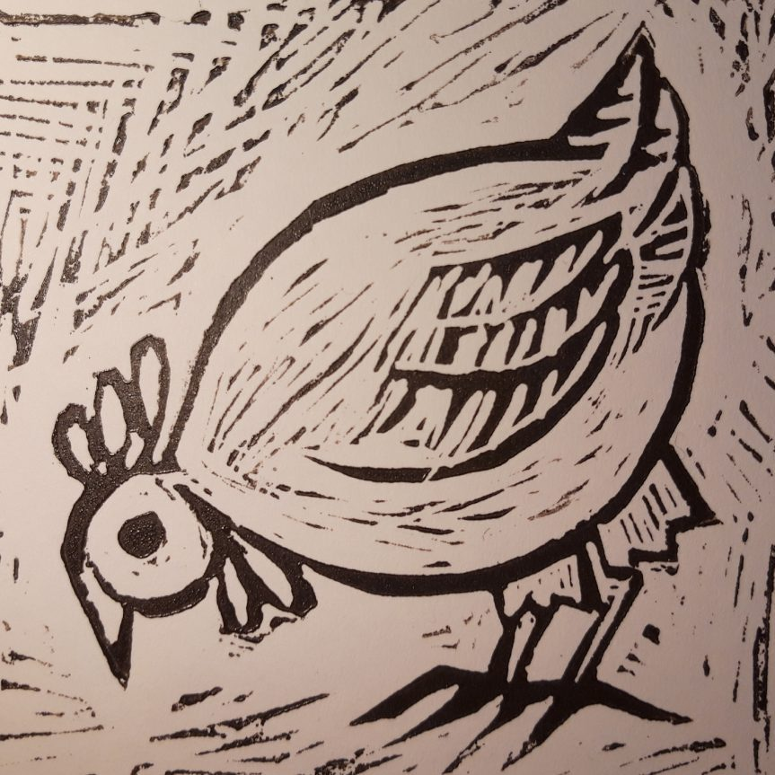 Clucky hen