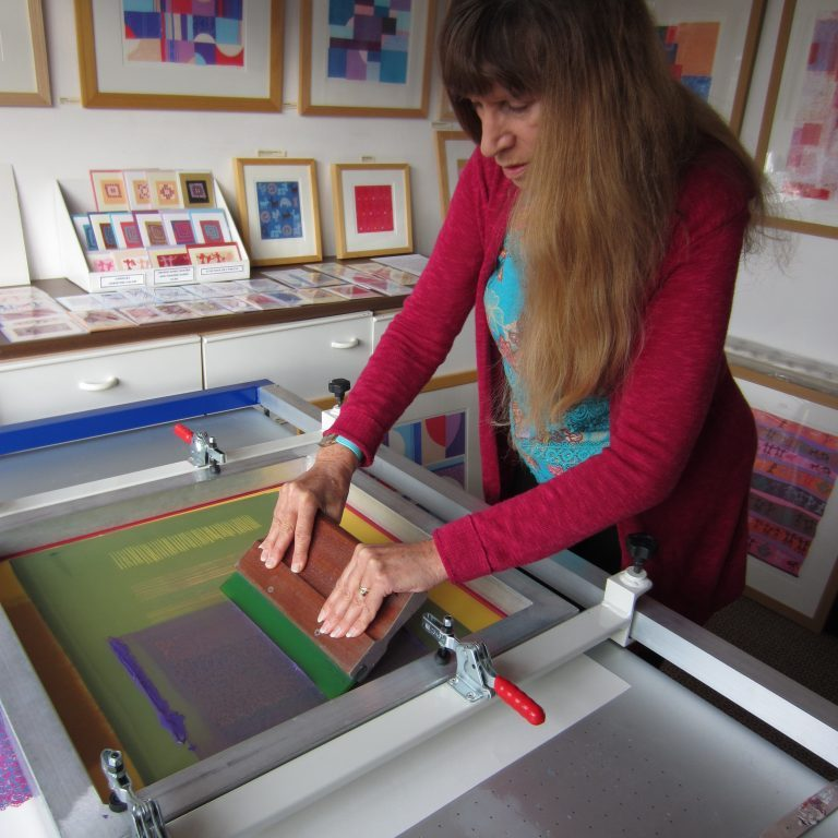Christine-Calow-Silkscreenprinting-