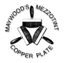 Maywood's Mezzotint Copper Plate