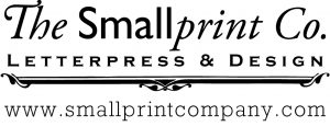 Smallprint-LOGO-04-bw